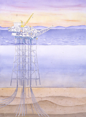 """offshore drilling"""